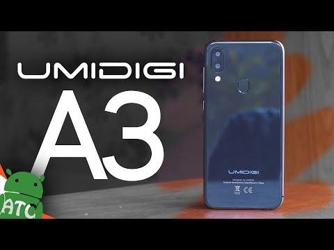 Umidigi A3 - Beauty and The Budget