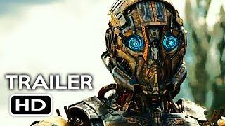 Transformers 5: The Last Knight Official International Trailer #2 (2017) Mark Wahlberg Movie HD