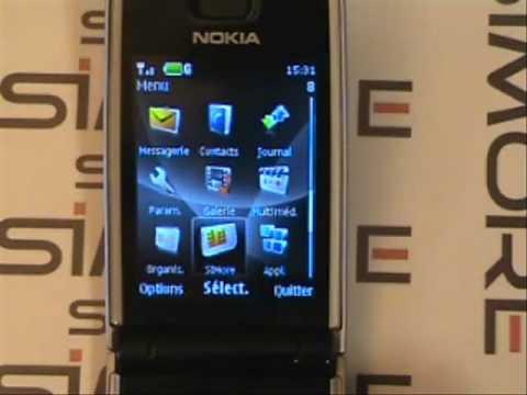 Nokia 6600 Fold - Dual SIM Card Adapter Twin SIM for Nokia 6600 Fold