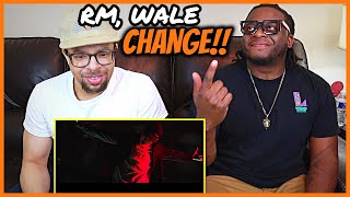 Download Mp3 Rm , Wale - 'change' Reaction_review | The World Needs This!!
