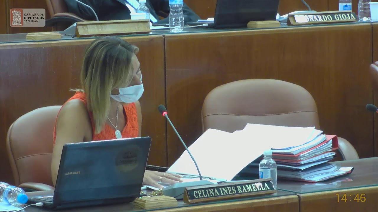 Emisión en directo de Cámara de Diputados de San Juan