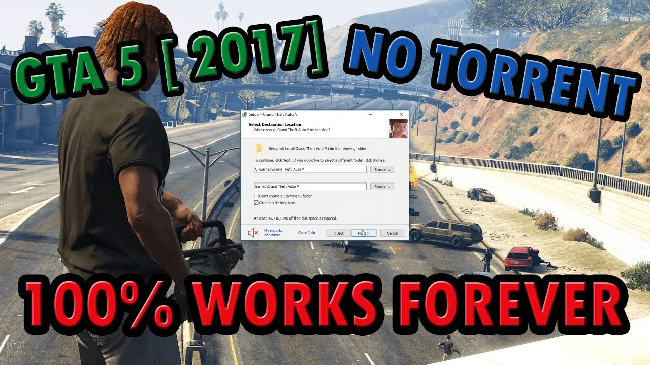 Grand theft auto v for pc torrent link and installation process.