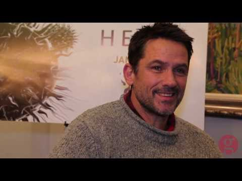 Billy Campbell talks 'Helix'