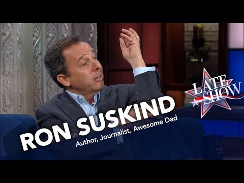 Ron Suskind's Amazing Story Of Connecting With His Son