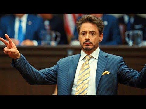 "Tony Stark ""I've Successfully Privatized World Peace"" Court Scene - Iron Man 2 (2010) Movie CLIP HD"