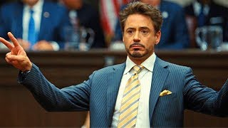 "Tony Stark ""I've Successfully Privatized World Peace"" Court Scene - Iron Man 2 (2010) Movie CLIP HD"