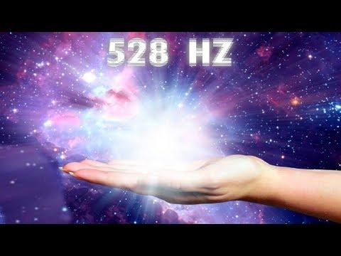Musik für anziehen positive energien - sofort  - Die wunderbare Frequenz 528 Hz