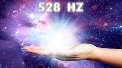 Musik für anziehen positive energien - sofort  - Die wunderbare Frequenz 528 Hz 🎵♫