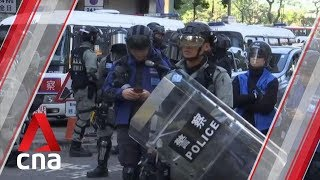 Foreign experts withdraw from Hong Kong police brutality inquiry