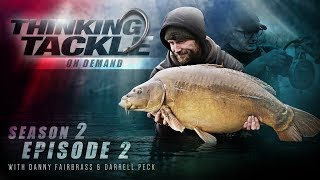 Thinking Tackle OD Season 2 Ep2: Danny Fairbrass & Darrell Peck | Korda Carp Fishing 2019