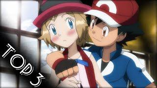 Best Amourshipping Moments Top 3