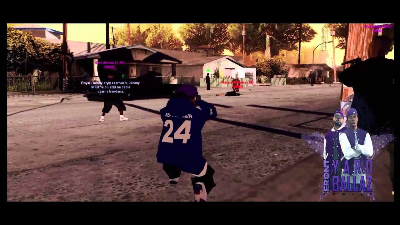 Dyom] gta san andreas stories: ballaz mission street fight youtube.