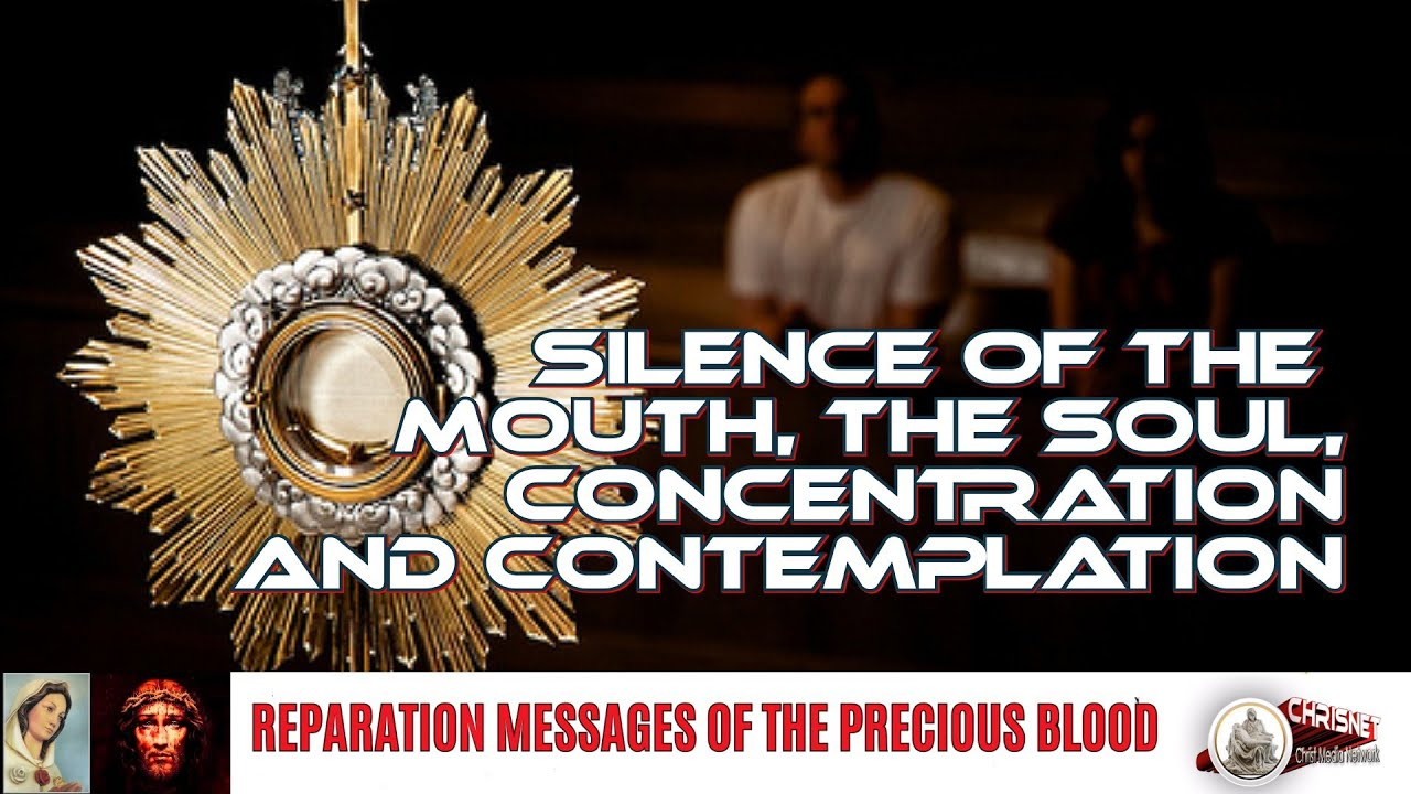 REPARATION MESSAGES -The Levels Of Silence