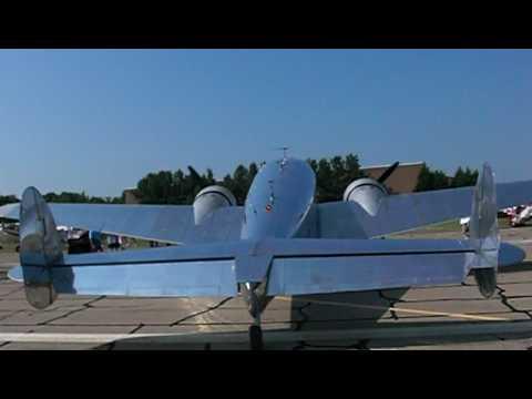 Lockheed Electra 12A