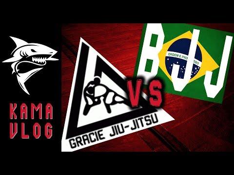Gracie vs Brazilian Jiu-Jitsu