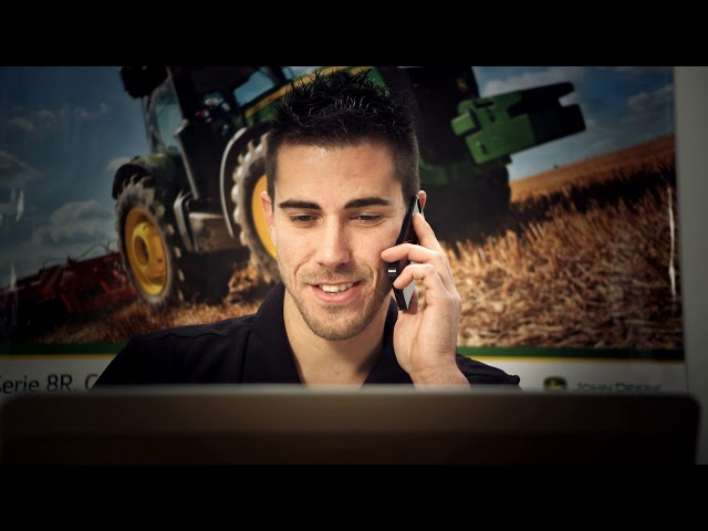 John Deere | Remote display access