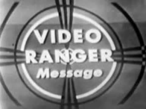 Captain Video and his Video Rangers  Rangers PSA 2