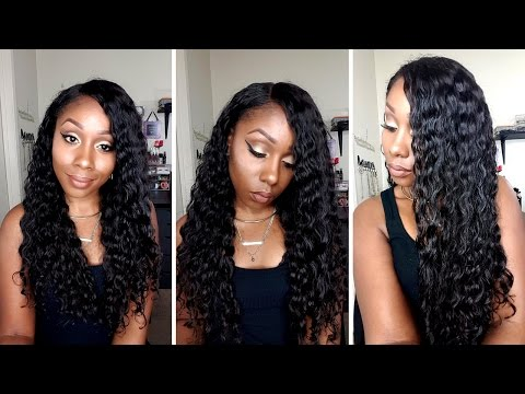 My Curly Hair Routine & Maintenance: Malaysian / Brazilian Hair - Lavy Hair - Requested =)