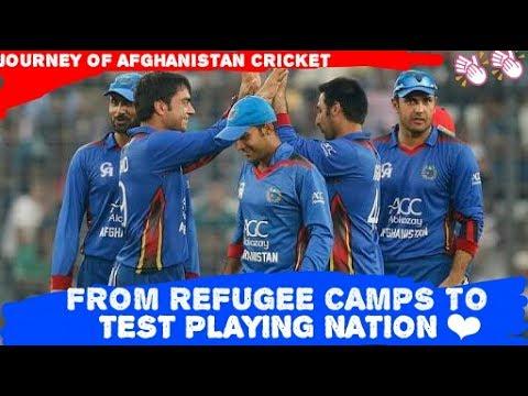 RISE OF AFGHANISTAN CRICKET | 2017 | BEST STORY IN WORLD SPORTS