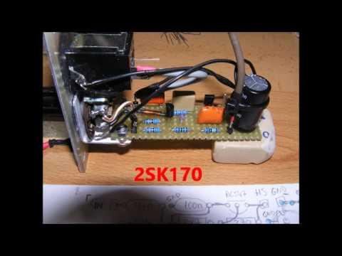 2SK170 vs 2N3819