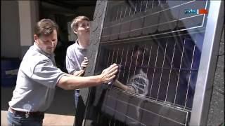 Flexibler Hybridkollektor - MDR Einfach genial - 29.05.2012