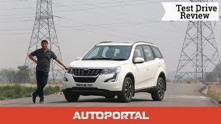 Mahindra XUV 500 Test Drive Review - Autoportal