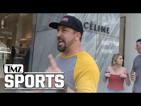 Joey Fatone Says 'NSYNC Would Destroy Backstreet Boys In Basketball | TMZ Sports