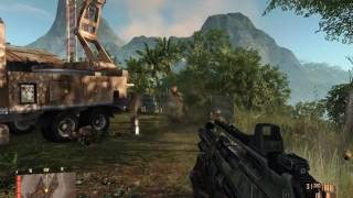 Crysis Warhead Gameplay Mission 1 - Call Me Ishmael