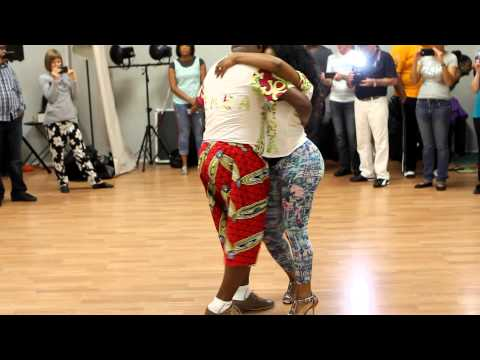 Petchu & Vanessa - KIZOMBA at MUSE. Miami/Ft Lauderdale