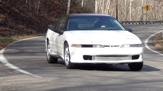 1991 Eagle Talon AWD Turbo: Sunday Drive