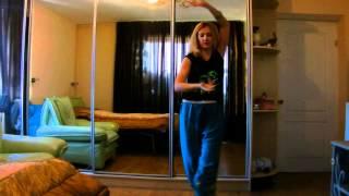 Танец живота Урок №14,Шаг