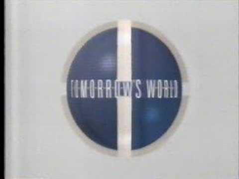Tomorrow's World theme tune - 1987