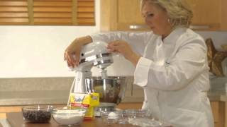 Holiday Cookies With Chef Normajean: Delicious One Bowl Chocolate Chip