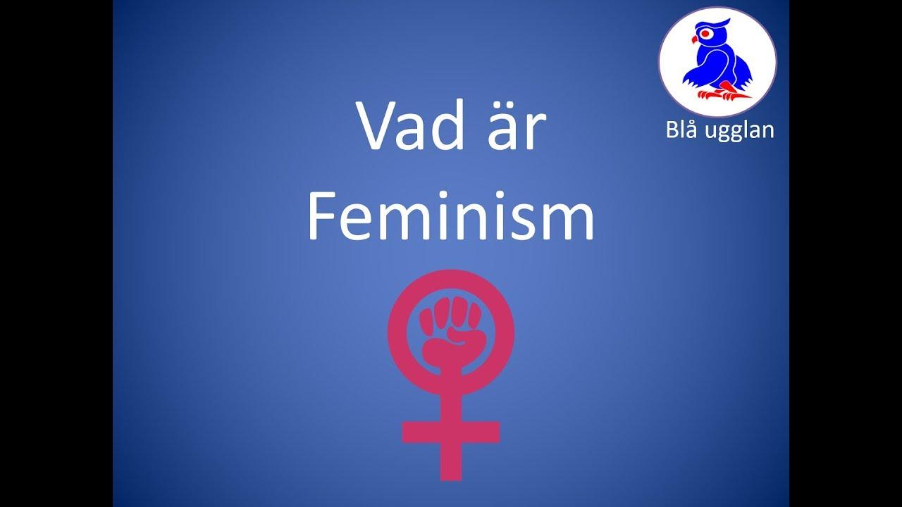 Enkelt test ar du feminist