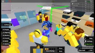 Roblox Retail Tycoon Ep 2 Arranging The Store