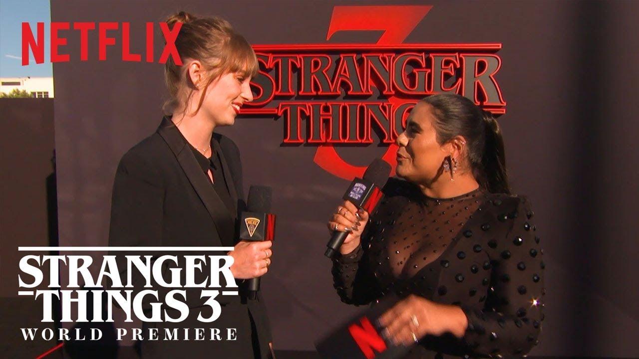 New in Hawkins | Stranger Things 3 Premiere | Netflix