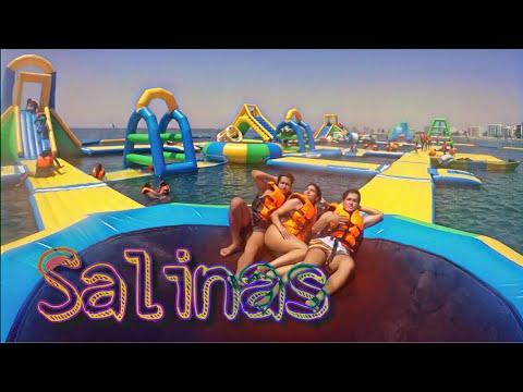 Aqua Park en Salinas, Ecuador | Jossue Ortega Barros