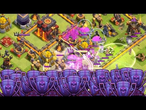 Clash of Clans - Journey to Legend Ep. #1: ROLL OUT!