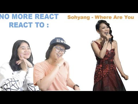 REACT #12 : Sohyang (소향)  - Where Are You (그대는 어디에)