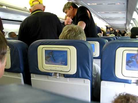 Passenger removed from Delta flight 1050 from Seattle to Atlanta