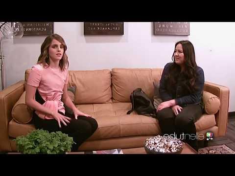 Эмма Уотсон делает всё, что скажут [перевод RUS VO] на ШоуЭллен - Популярные видеоролики!