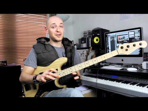 The Gary Willis Approach (Pt 1) Bass Lesson (L#55)