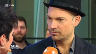 Roger Cicero - I've Got A Crush On You & The Best Is Yet To Come - Morgenmagazin - 16.03.2016