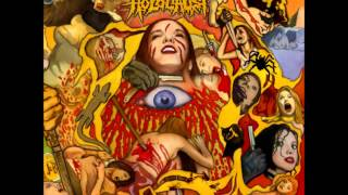 Blue Holocaust - Twitch Of The Death Nerve [2004 Full Length Album]
