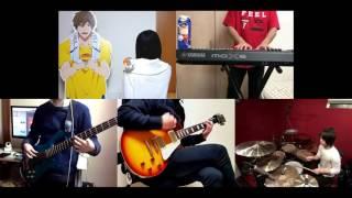 [HD]Natsume Yuujinchou Go ED [Akane Sasu] Band cover