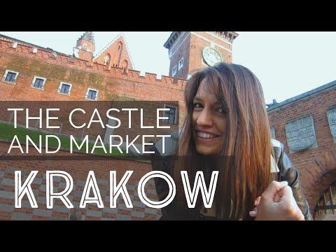 Solo Travel Krakow, Poland | Wawel Castle and Market Square