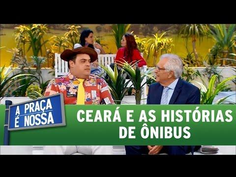 A Praça É Nossa (26/05/16) Ceará conta histórias de ônibus