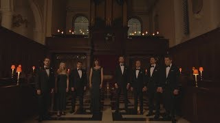 VOCES8 sings Franz Biebl's setting of the 'Ave Maria'. 'Angelus Dom...