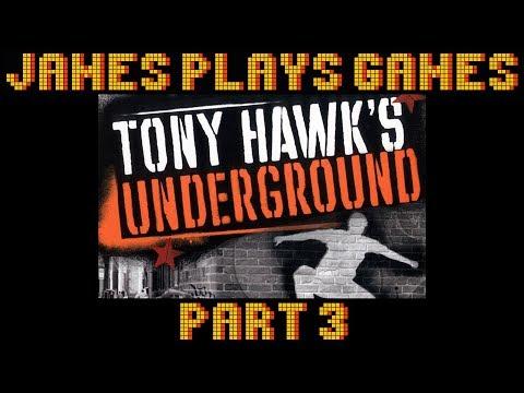 Tony Hawk's Underground - Part 3 - Manhattan Part 1