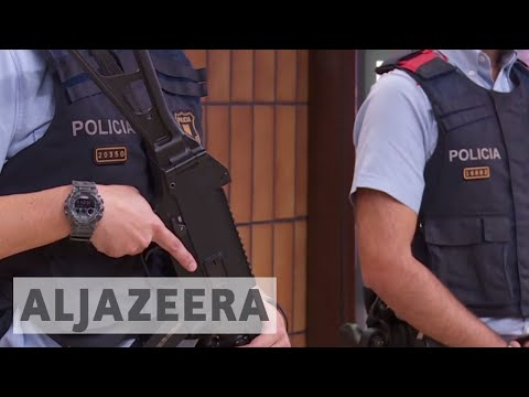 Catalan police divided over potential Madrid control